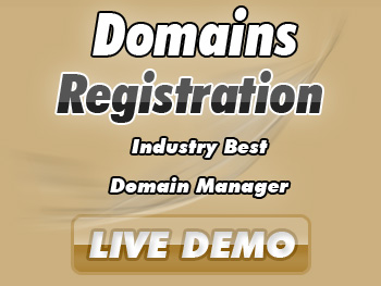 Affordably priced domain registration services